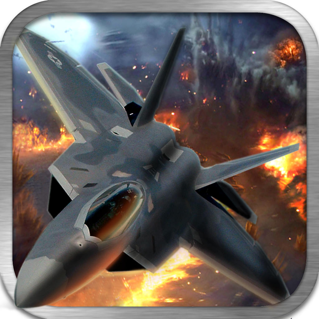 A Modern Dogfight Combat - Jet Fighter Game HD Free